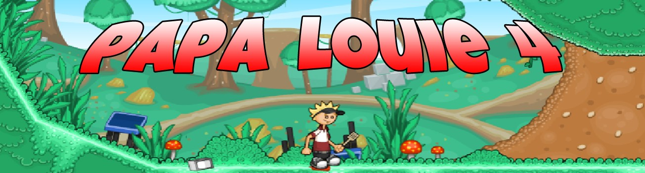 Papa Louie 4